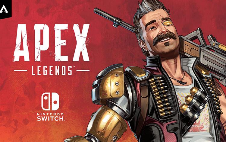 Nintendo Switch chuẩn bị chào đón Apex Legends trong tháng 3 năm nay