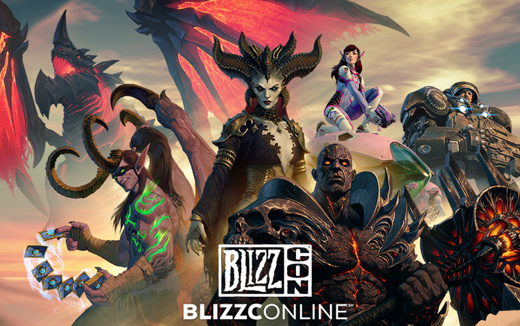 Blizzard tiết lộ chi tiết lịch trình BlizzCon Online