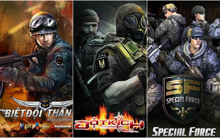Đột Kích, Phi Đội và những tựa game bắn súng gắn liền với tuổi thanh xuân của thế hệ 8x, 9x