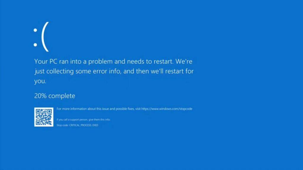 Bản cập nhật mới của Windows 10 Cumulative Updates không chỉ làm hỏng ứng dụng mà còn crash luôn cả PC
