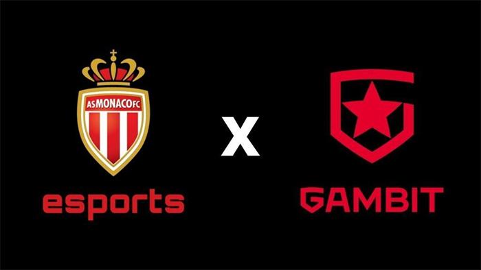 Câu lạc bộ bóng đá Pháp AS Monaco hợp tác với Gambit, đầu tư vào eSports