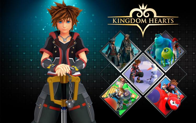 Dòng game Kingdom Hearts sẽ lên PC, độc quyền trên Epic Store