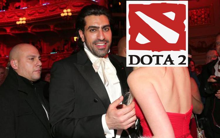 Nghiện Anime và Dota 2, Hoàng tử Ả Rập rót vốn cho Valve làm series Dragon Blood?