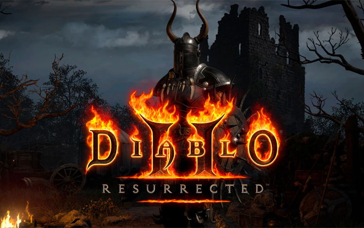 Lộ diện Diablo 2: Resurrected - Sự tái sinh của một huyền thoại