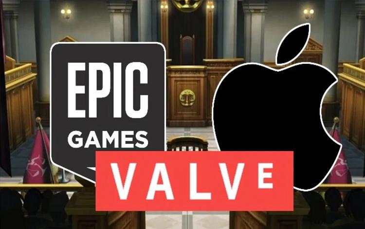 Apple đệ đơn yêu cầu Valve nộp dữ liệu trong vụ kiện với Epic