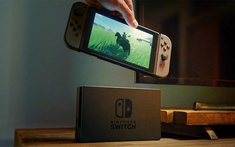 Nintendo Switch Pro sẽ ra mắt trong năm nay ?