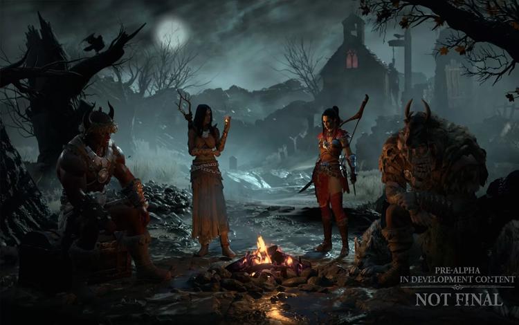 Lộ diện Class mới nhất của Diablo 4: Rogue