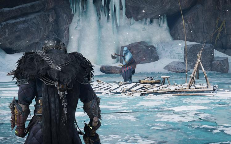 """Biến Assassin's Creed Vahalla thành God of War """"phiên bản mới"""" bằng cách điều chỉnh FOV"""