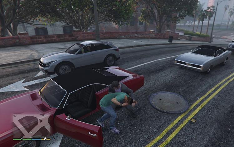 Nạn trộm cắp xe tăng cao, Series Grand Theft Auto có khả năng bị cấm bán tại Mỹ