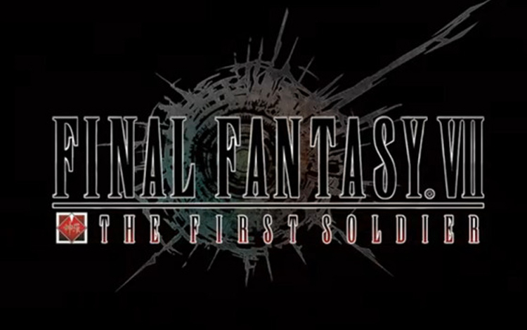 Final Fantasy VII: The First Soldier sẽ là một tựa game battle-royale di động