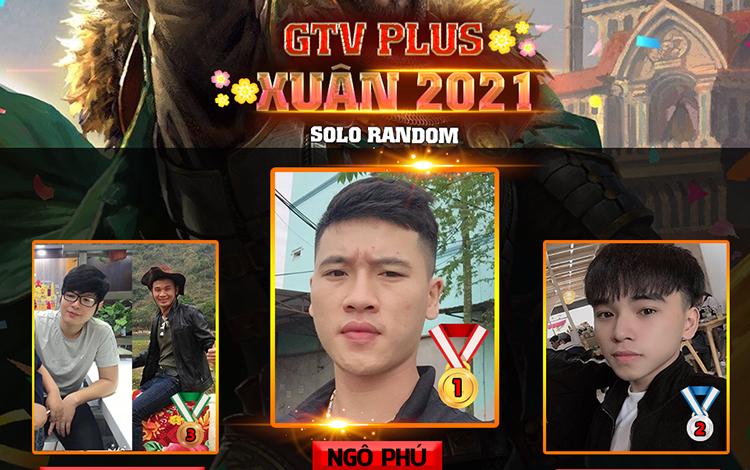 Lộ diện nhà vô địch Giải đấu GTV Plus Chào Xuân 2021