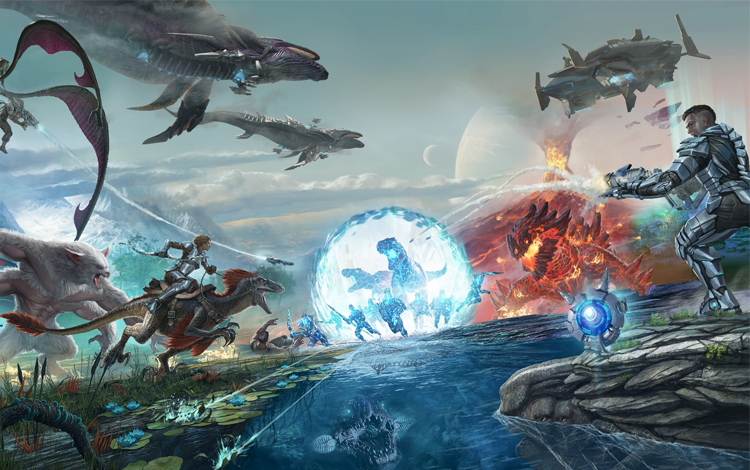 DLC cuối cùng của Ark: Survival Evolve sẽ bị lùi thời gian phát hành