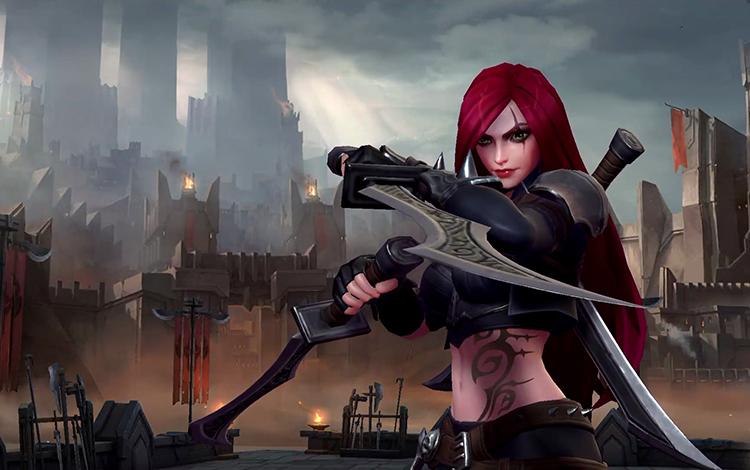 Cập nhật tướng Tốc Chiến phiên bản 2.1a: Katarina chính thức góp mặt, các xạ thủ được tăng sức mạnh