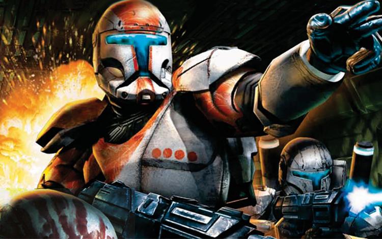Star Wars: Republic Commando chuẩn bị lên sóng PS4!