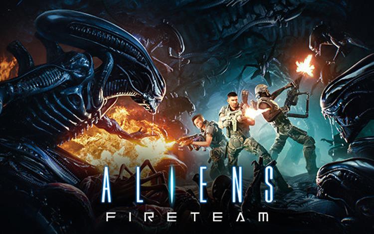 Tựa game bắn súng Aliens: Fireteam sẽ trình làng vào mùa hè năm nay