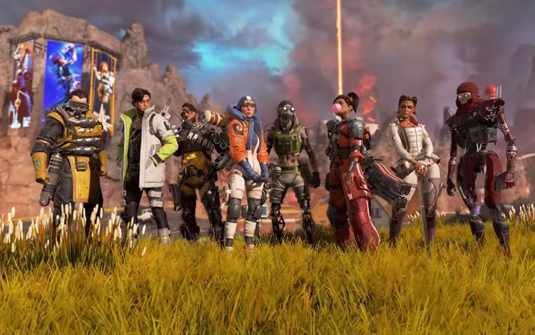 Apex Legends bất ngờ trỗi dậy với gần 200.000 người chơi cùng lúc