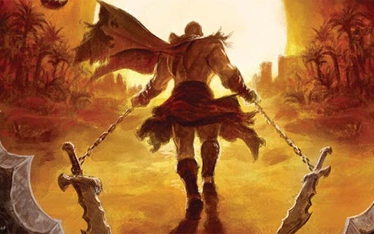 God of War: Fallen God bật mí quá khứ Kratos sau ba phần game đầu