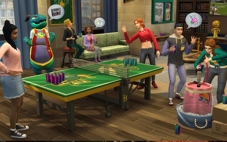 The Sims 5 sẽ có phần chơi mạng mang tính cạnh tranh?