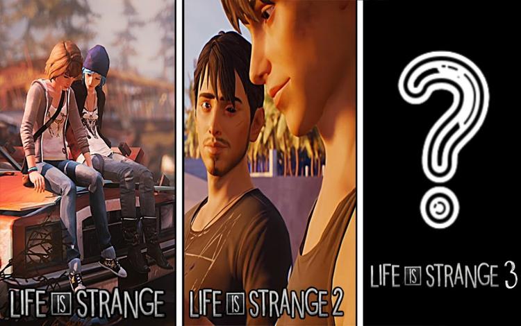 """Square Enix chuẩn bị """"bật mí"""" tựa game Life is Strange mới"""