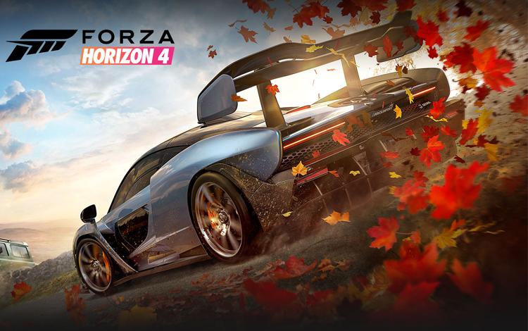 Forza Horizon 4 nằm trong top 10 game bán chạy nhất Steam tuần vừa rồi tới... 2 lần