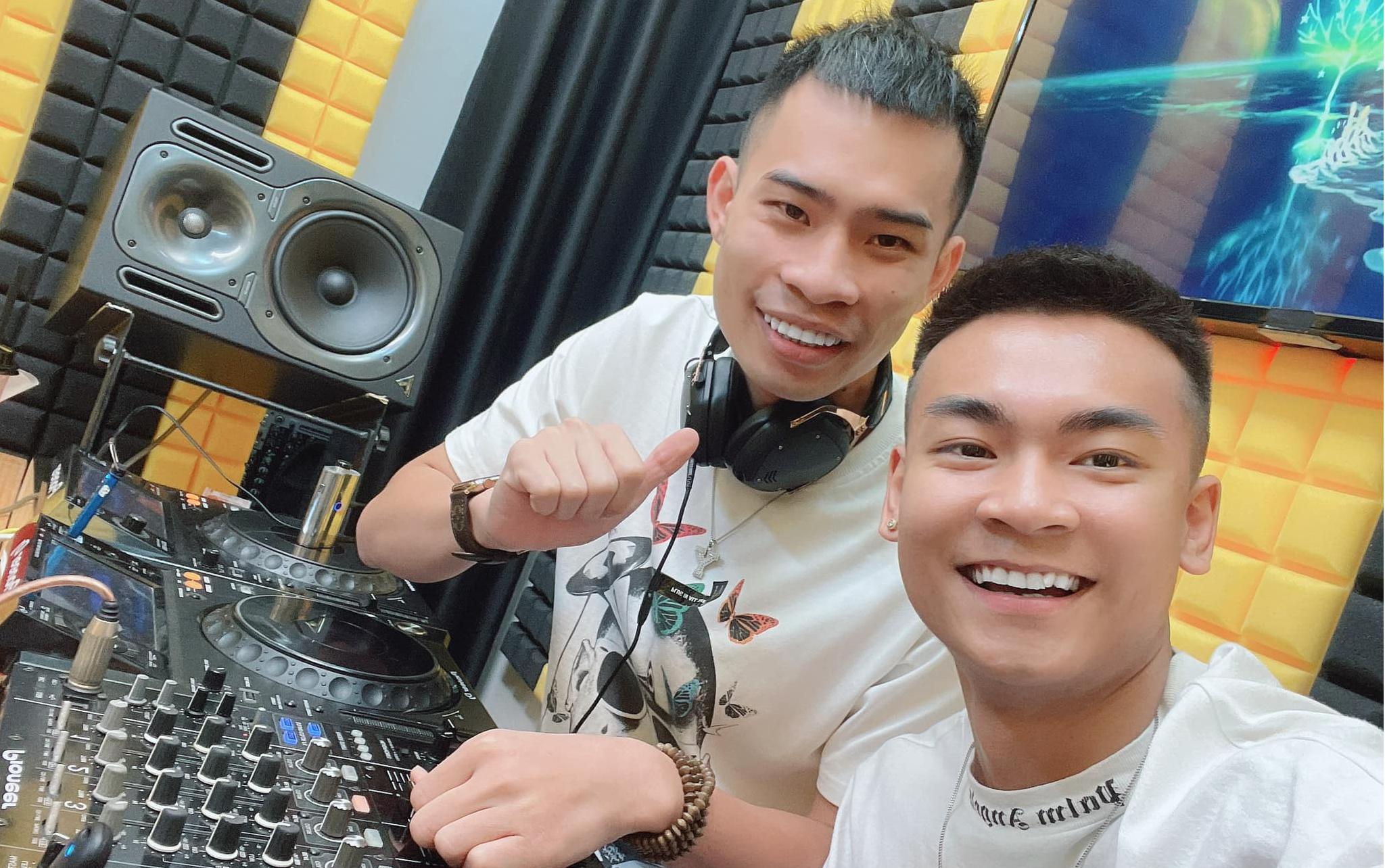 """Uy tín như Quang Cuốn, vừa """"chào sân"""" chơi DJ đã được đông đảo khán giả ủng hộ"""