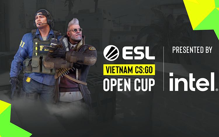 ESL cùng Intel khởi động giải đấu CS:GO Open Cup, mở đường đến IEM