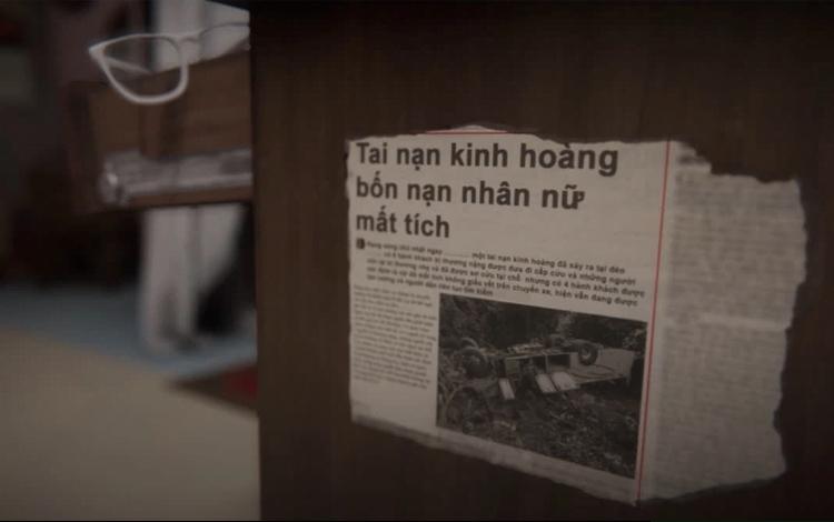 """Tựa game kinh dị do người Việt sáng tạo """"The Scourge - Tai Ương"""" nhá hàng teaser thứ 2"""