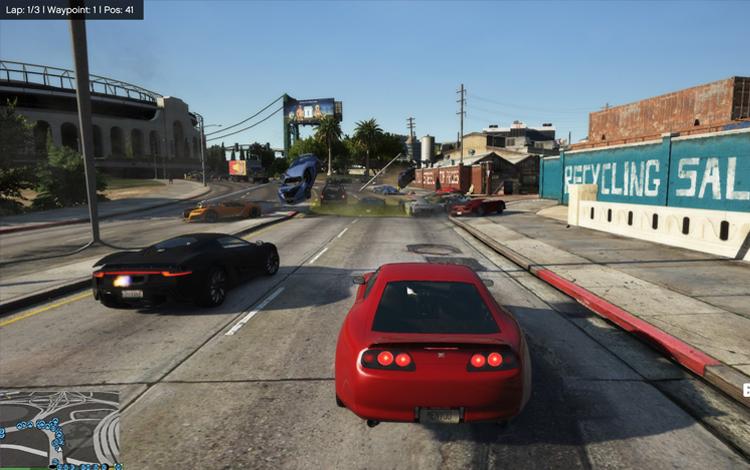 Game thủ Việt phát hiện ra trick cực hay giúp bạn di chuyển nhanh trong GTA V
