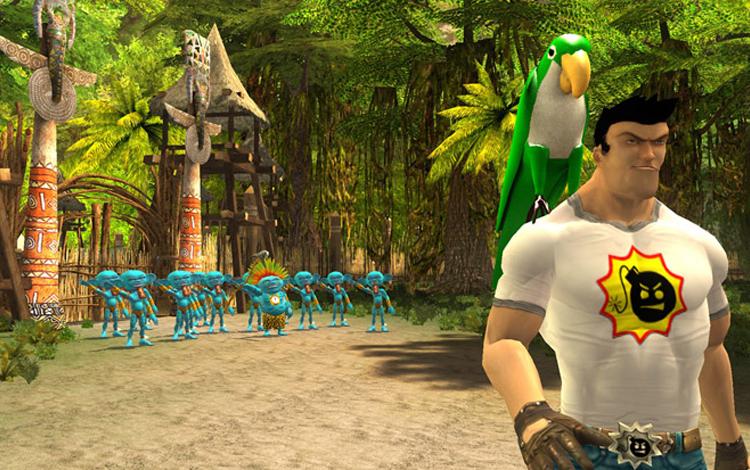 Serious Sam 2 bất ngờ tung ra bản cập nhật mới sau 15 năm ra mắt