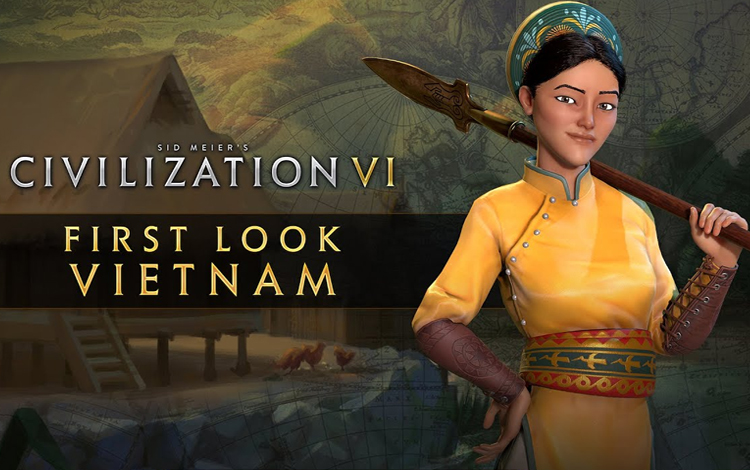 Game chiến thuật xây thành Sid Meier's Civilization® VI đang được miễn phí trên Steam