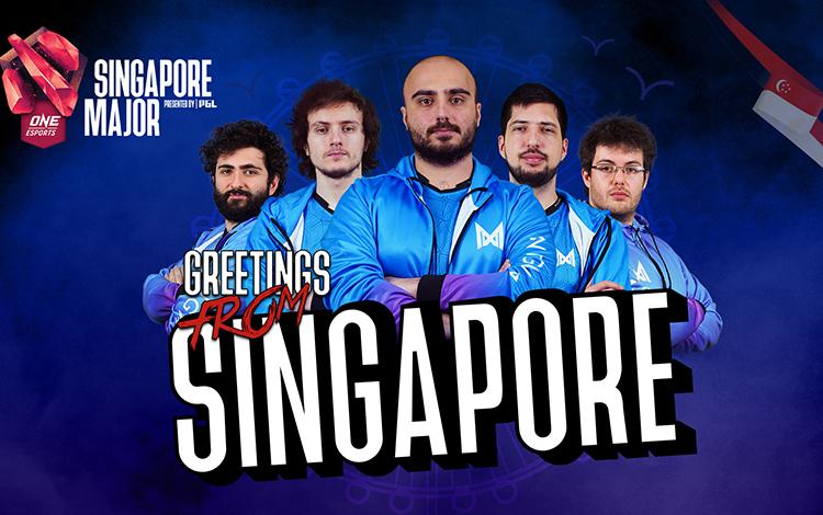 Singapore Major: Liquid vs Nigma - Bữa khai vị hoành tráng