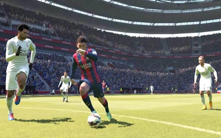 Đá PES như siêu sao: Đi bóng như Messi là chuyện nhỏ (phần 1)