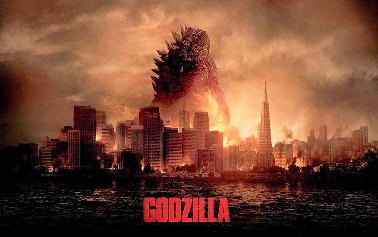 Đánh bại King Kong trên film nhưng ít ai biết Godzilla từng mạnh mẽ khủng khiếp trong game