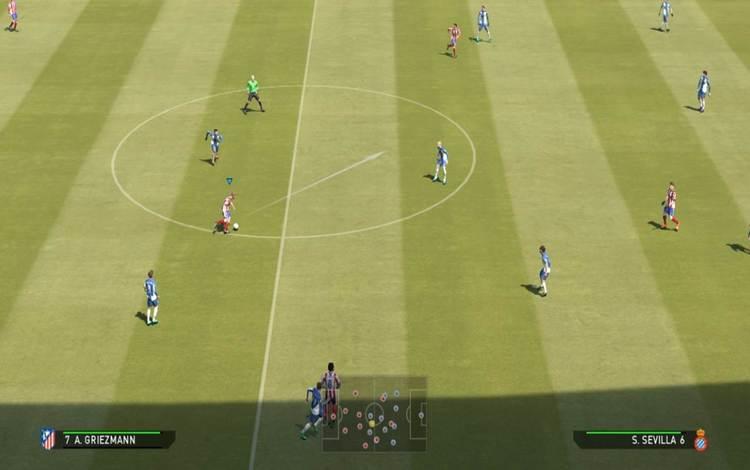 Đá PES như siêu sao: Chuyền bóng trong PES từ cơ bản đến nâng cao (Phần 2)