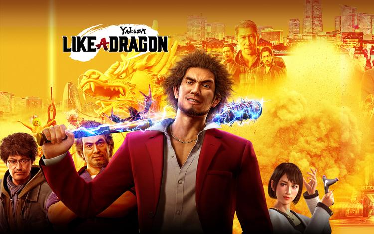 SteamDB phải gỡ Yakuza: Like a Dragon vì bị nhầm là… phát tán game lậu
