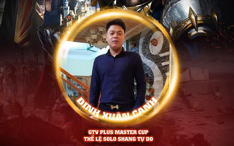 Lộ diện nhà vô địch Giải đấu GTV Plus Master Cup 2021
