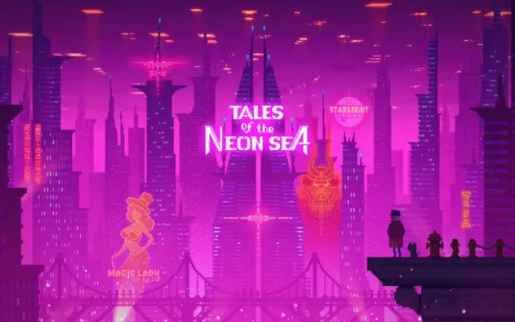 Free Game tuần này có gì: Tales of the Neon Sea