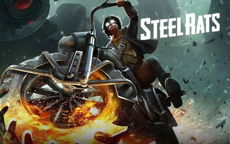 Free game tuần này có gì: Steel Rats