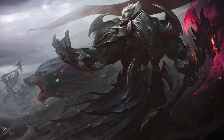 Sốc nặng với khả năng solo rồng của Darius ngay từ cấp 1 không cần...Trừng phạt
