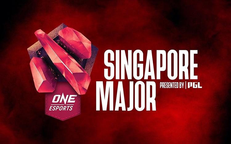 Singapore Major và những con số thú vị về giải LAN Dota đầu tiên trong năm 2021