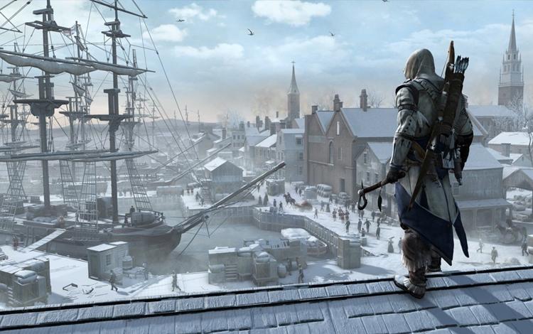 Assassin's Creed mới sẽ lấy bối cảnh Thập tự chinh thứ ba?