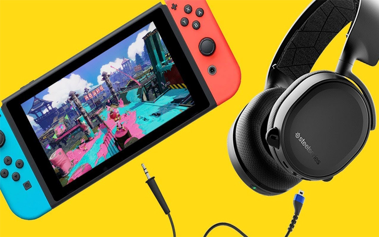 Bản cập nhật mới cho Nintendo Switch thêm hỗ trợ tai nghe bluetooth?