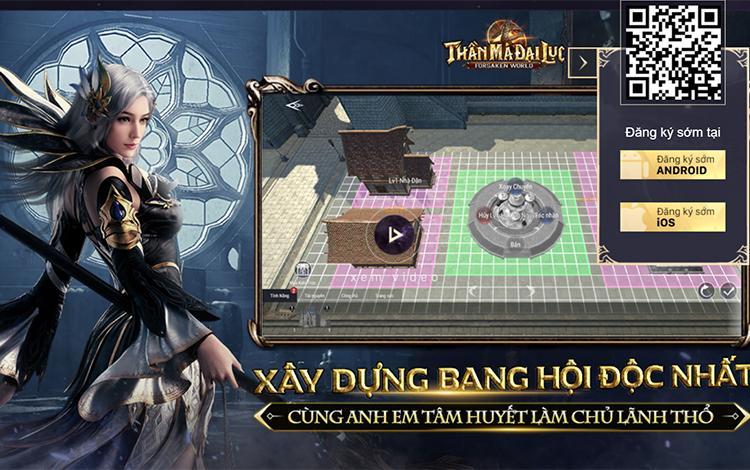 Hơn 12.000 game thủ Việt tham gia bang hội Forsaken World: Thần Ma Đại Lục
