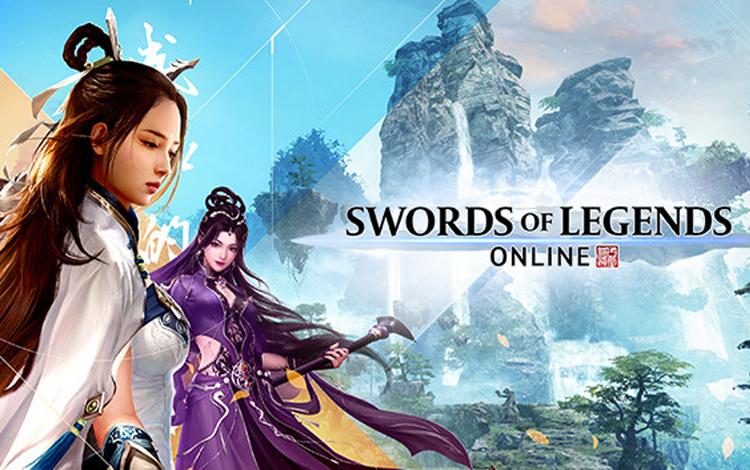 Swords of Legends Online - Tựa game MMORPG huyền thoại của Trung Quốc sẽ lên sóng Steam vào cuối năm nay