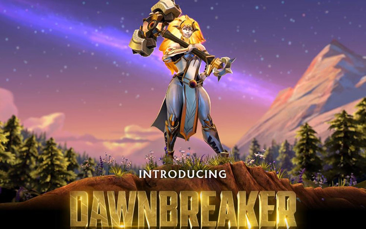 Dawnbreaker - Tân binh có màn ra mắt tệ nhất trong lịch sử Dota 2?