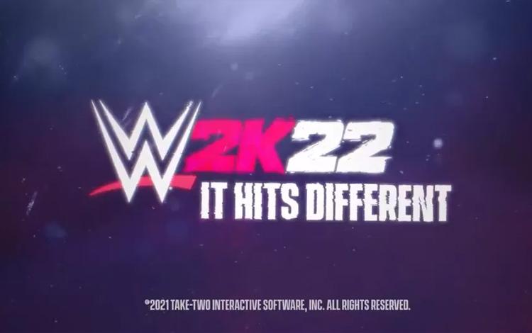 Tựa game đấu vật WWE 2k22 được hé lộ trong sự kiện lớn nhất năm của WWE - WrestleMania!