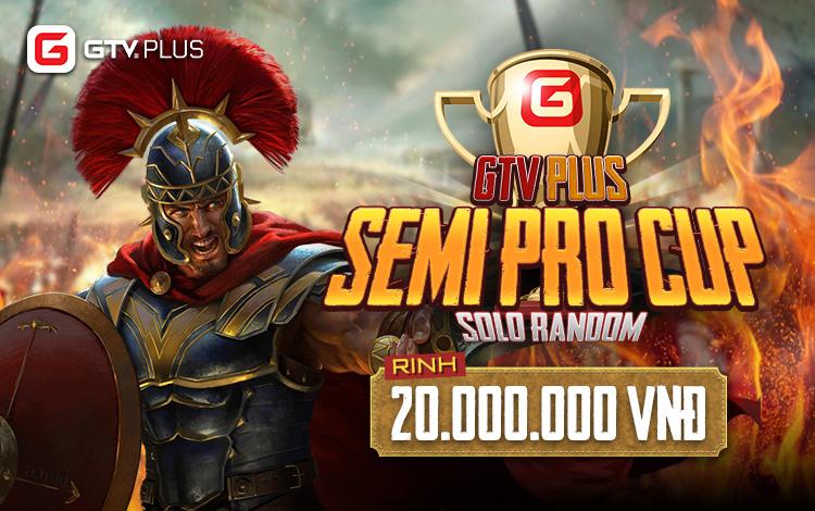 Chính thức mở đăng ký giải đấu AOE GTV PLUS SEMI- PRO 2021