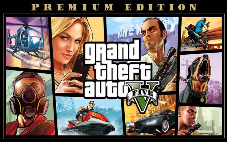 Vượt mặt hàng loạt tựa game hot như LMHT hay CS:GO, GTA V là game có thời lượng xem stream nhiều nhất tháng 3 vừa qua
