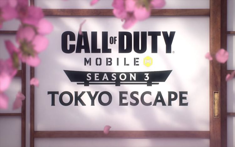 Lộ diện Season 3 của Call of Duty: Mobile - Tokyo Escape