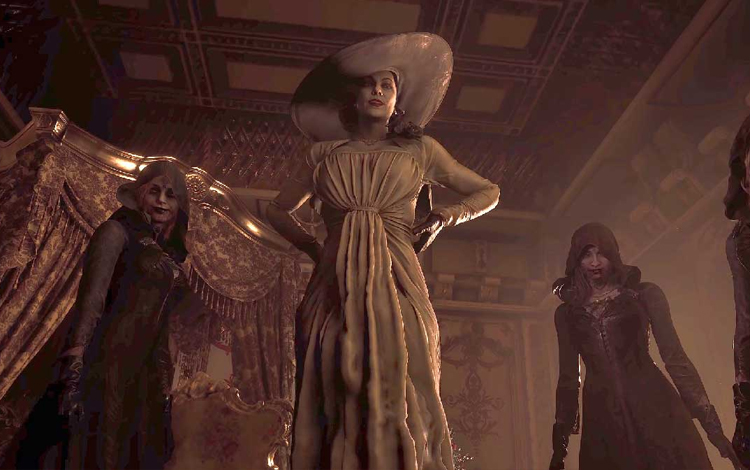 Chị ma cà rồng chân dài nóng bỏng của Resident Evil: Village được lấy cảm hứng từ… sát thủ hàng loạt